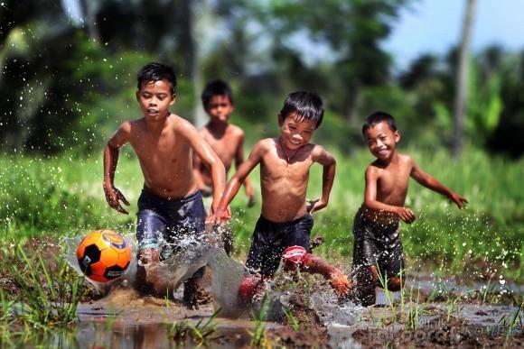 Ilustrasi aktivitas fisik (foto: Dinas Kesehatan Kota Malang)