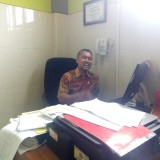 Kepala Puskesmas Ciptomulyo dr Edy Dwitanto (foto: Imarotul Izzah/Malang Times)