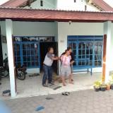 Pelaku Matal saat ditangkap oleh pihak berwajib (foto : Joko Pramono/Jatimtimes)