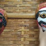 Ilustrasi, topeng khas Malangan yang merupakan salah satu kesenian tradisi Kota Malang. (Foto: Nurlayla Ratri/MalangTIMES)