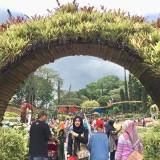 Salah satu spot d taman Rekreasi Selecta. (Foto: Irsya Richa/MalangTIMES)
