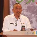 Kepala Badan Perencanaan, Penelitian dan Pengembangan (Barenlitbang) Kota Malang Erik Setyo Santoso. (Foto: Nurlayla Ratri/MalangTIMES)