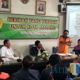 Pertemuan KONI Kota Malang dengan KONI Kabupaten Buleleng (Hendra Saputra)