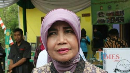 Kepala Dinsos Kota Malang, Sri Wahyuningtyas (Doc MalangTIMES)
