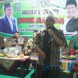 Bertemu  Warga Karangsari, Wakil Ketua Dewan Totok Sugiarto Siap Fasilitasi Pengembangan Agrowisata Belimbing