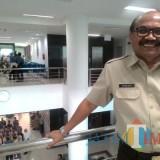 Kepala Bapenda Kabupaten Malang Purnadi optimistis seluruh target pajak dan retribusi tahun 2018 terlampaui. (Nana)