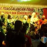 Konser amal penggalangan dana untuk korban gempa Palu dan Donggala. (Foto: Pawitra/JatimTIMES)