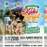 Festival Desa Kaki Langit Sumber Brantas