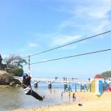 Foto ilustrasi wisata Pantai Balekambang, Kabupaten Malang (Foto : Dokumen MalangTIMES)