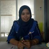 Kepala Seksi Kesehatan Keluarga dan Gizi Dinas Kesehatan Kota Malang Meifta Eti Winandar, S,ST MM