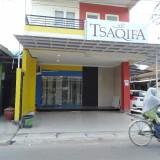 Kantor biro perjalanan Callendo di Jalan Abu Mansyur, Desa Tawangsari Kecamatan Kedungwaru (foto : Joko Pramono/JatimTIMES)