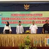 Suasana pembinaan Hippam oleh DPUPR Kota Malang (21/11/2018)(Anggara Sudiongko/MalangTIMES)