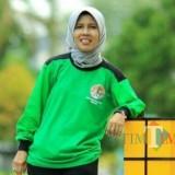 Yuli Haris, Kabid Pengelolaan Ruang Terbuka Hijau DLH Lumajang (Foto : Moch. R. Abul Fatah / Jatim TIMES)