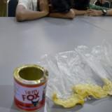 Dua anak mabuk lem yang sebelumnya tertangkap satpol PP.
