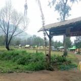 wisata Gunung Rante yang berada di sebelah Gunung Ijen menjadi alternatif wisatawan selama Ijen Ditutup