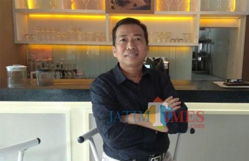 Ketua Partai Demokrat Kabupaten Malang Gufron Marzuki (Dok. MalangTIMES)