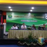 Rapat pertemuan FMPP (foto: Imarotul Izzah/Malang Times)