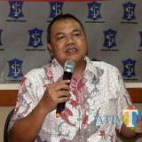 Kepala Dinas Ketahanan Pangan dan Pertanian (DKPP) Kota Surabaya Joestamadji