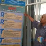 Kepala UPT Pusat Pelayanan Kesehatan Olahraga (PPKO) Kusbianto (foto: Imarotul Izzah/Malang Times)