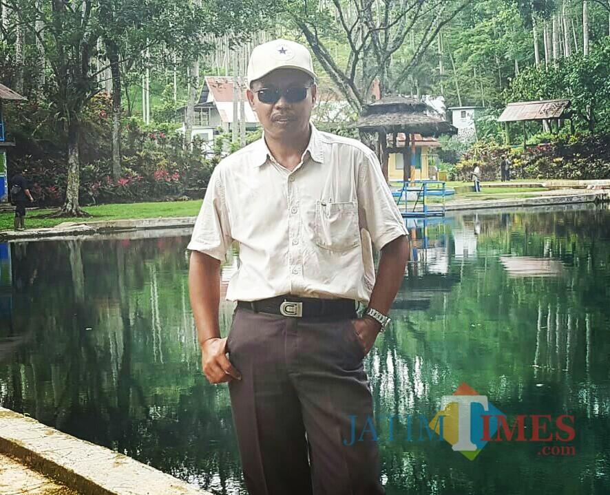 H Sudjarwo, ketua GPP Wilayah IV Jatim