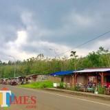 Jalibar di Desa Oro-Oro Ombo Kecamatan Batu. (Foto: Irsya Richa/MalangTIMES)