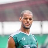 Striker andalan Persebaya David Da Silva (instagram)