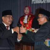 Sempat Grogi Saat Dilantik, Ketua DPRD Kota Malang Pengganti Antar Waktu Langsung Ganti Dua Anggotanya