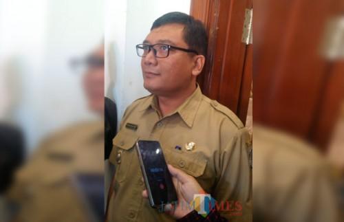 Kadis Kominfo Tulungagung, Tranggono Dibjoharsono (istimewa)