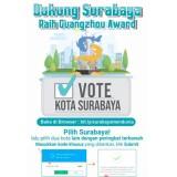 Pertama Kali Masuk Final, Wali Kota Risma Ajak Warga Vote Surabaya di Ajang Guangzhou International Award
