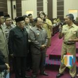 Rakorduk, Dipendukcapil Pemkab Blitar Launching E-SIAP