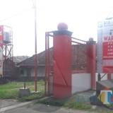 Banner caleg Partai Gerindra di kawasan terlarang.