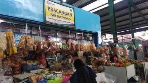 Pasar tradisional (Dokumen MalangTIMES)