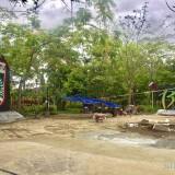 Asik.. Akan Ada Fasilitas Olahraga di Taman Hutan Kota Bondas
