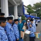 Dinas Perdagangan Kota Malang Borong Juara 1 pada Setiap Perlombaan Peringati HUT Korpri ke 47