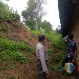 Longsor di Pagerwojo Tulungagung, Sejumlah Rumah dan Jalan Hancur