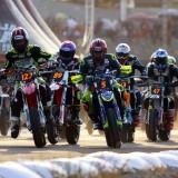 Suasana race pada Trial Game Asphalt 2017 lalu (istimewa)