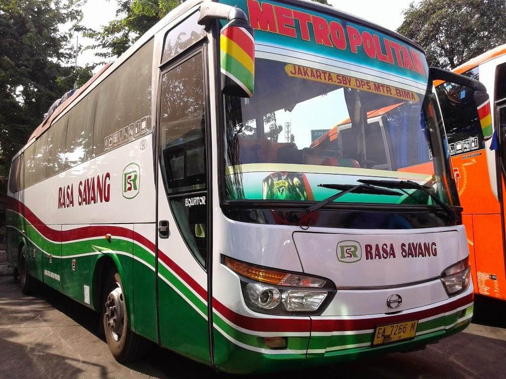 Bus Rasa Sayang (foto: google)
