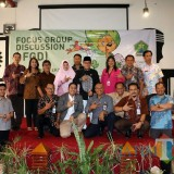 Kegiatan FGD yang membahas roadmap ekonomi kreatif yang difasilitasi Barenlitbang Kota Malang. (Foto: Dokumen MalangTIMES)