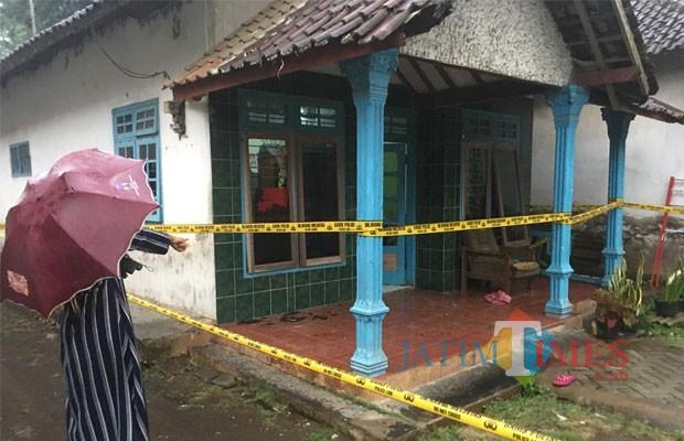 Ilustrasi lokasi pembunuhan pasca aksi pengeroyokan terjadi, Kecamatan Turen (Foto : Dokumen MalangTIMES)
