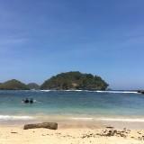 Ilustrasi pantai selatan, Kabupaten Malang (Foto : Dokumen MalangTIMES)