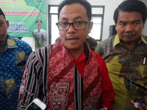 Wali kota Malang, Sutiaji (Anggara Sudiongko/MalangTIMES)