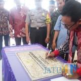 Tempati Kantor Baru, Wali Kota Ingin Kelurahan Blimbing Lebih Berprestasi
