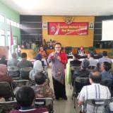 Dinas Sosial Sosialisasi Bantuan Pangan Non Tunai,  Wali Kota Sutiaji Ingatkan Bantuan Harus Tepat Sasaran