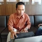 Komisioner KPU Tulungagung Khoirul Anam (foto : Joko Pramono/Jatimtimes)