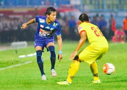 Syaiful Indra Cahya saat masih membela Arema FC (instagram @syaifulindracahya)