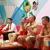 Kegiatan Musrenbang RPJMD Kota Malang 2018-2023 Visi Kota Malang Bermartabat yang digelar Barenlitbang Kota Malang. (Foto: Dokumen MalangTIMES)