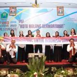 Penampilan Barenlitbang Voice dalam kegiatan Musrenbang RPJMD Kota Malang 2018-2023 di Hotel Atria. (Foto: Dokumen MalangTIMES)