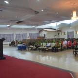Wakil Bupati Jember Drs. KH Abdul Muqit Arief pada acara sosialisasi kepada ASN Pemkab Jember