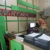 Caption: Puskesmas Mulyorejo (foto: Imarotul Izzah/Malang Times)