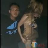 Potongan video yang menyebar dan diduga terjadi di karaoke yang digrebek Polda di Blitar (foto : Istimewa / TulungagungTIMES)